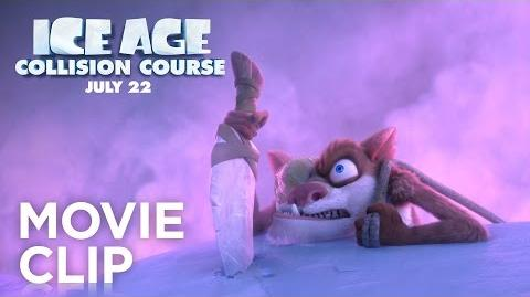 """Ice Age Collision Course """"Buck Is Back"""" Clip HD FOX Family"""