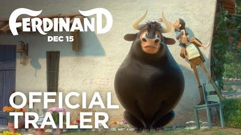 Ferdinand Official Trailer HD FOX Family-0