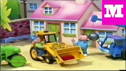 Bob the Builder Special Delivery Spud (UK)