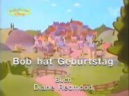 Bob'sBirthdayGermanTitleCard