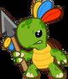 Tribal Turtle Icon