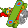 Monkey Ace Icon