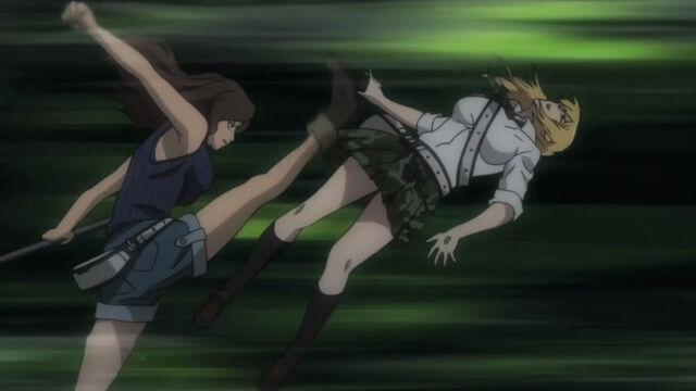 File:Hidemi kicks Himiko.jpg