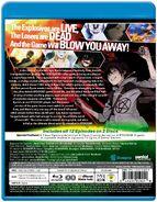 Btooom Blu-Ray Set by Sentai Filmwork Back Cover