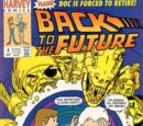 Back to the Future 4 (Harvey Comics)