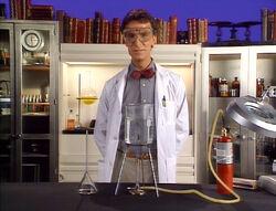 Bill Nye in Clara's Folks