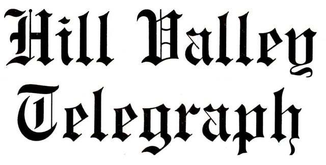 File:Back to the future II - Hill Valley Telegraph logo.jpg