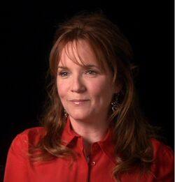 Portrait of Lea Thompson 2010