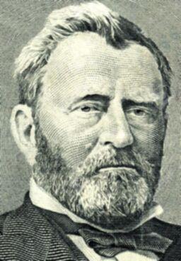 Grant portrait