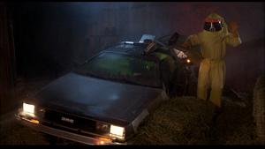 Marty's radiaton suit
