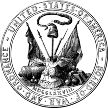 800px-Seal of the United States Board of War