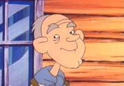 Old Danny Parker