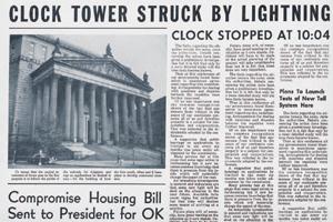 File:Clock Tower Struck by Lightning.jpg