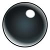 Black bubble-0