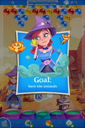 Goal - Save the animals