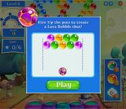 Lava Bubble Intro 1