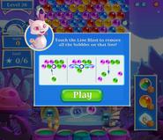 Line Blast Bubble Instruction