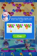 Chameleon Bubbles change a lot!