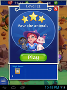 Animals Levels