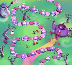 Teatime Wonderland