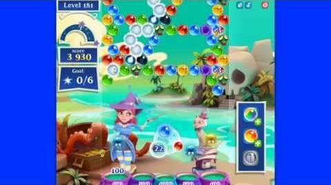 Bubble Witch Saga 2 level 181-0