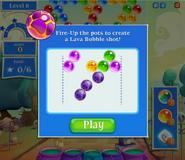 Lava Bubble Intro 4