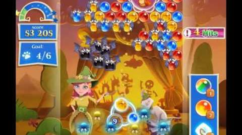 Bubble Witch Saga 2 Level 1041 - NO BOOSTERS