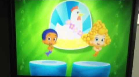 Bubble guppies tunes 27 spring chicken dance(Hebrew)