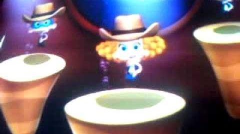 Bubble Guppies UK Cowgirl cowboy dance
