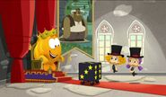 King Mr Grouper - Storybook