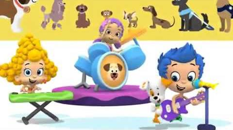 Bubble Guppies - A puppy is a guppies best friend