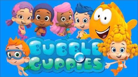 Bubble Guppies Hey Baby