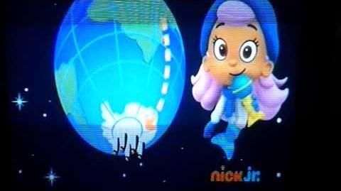 Bubble guppies ártico