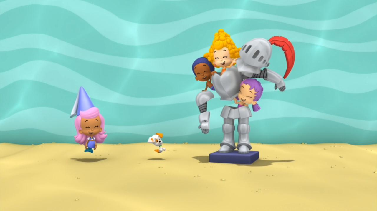 Molly's Gallery - Sir Nonny The nice! | Bubble Guppies ...