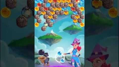 Bubble Witch 3 Saga Level 433 ~ No Boosters