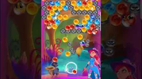 Bubble Witch 3 Saga ~ Treasure Cave (9 Aug 2017) Level 3