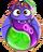 BWS3 Bat Duo Green-Purple bubble