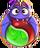 BWS3 Bat Duo Green-Red bubble