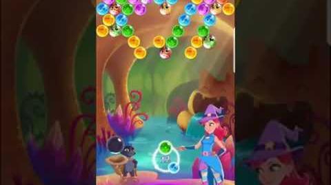 Bubble Witch 3 Saga ~ Treasure Cave (9 Aug 2017) Level 5
