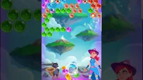 Bubble Witch 3 Saga Level 431 (First Look) Boosters
