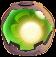 BWS3 Golem Green Fairy bubble