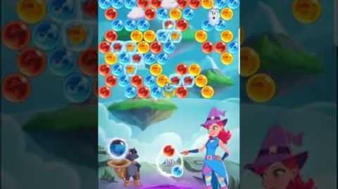 Bubble Witch 3 Saga Level 429 ~ No Boosters ⭐️⭐️
