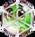 BWS3 Owl Green bubble under spider web