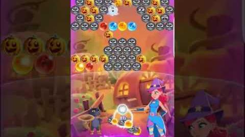 Bubble Witch 3 Saga Level 210 ~ No Boosters