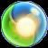 BWS3 Fairy Tale Duo Green-Blue bubble