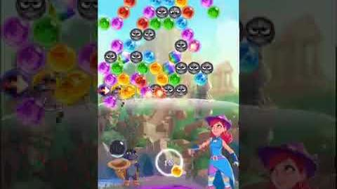 Bubble Witch 3 Saga Level 505 No Boosters ⭐️⭐️⭐️