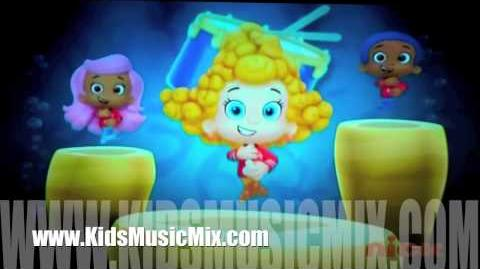 Bubble Guppies Everybody March to the beat