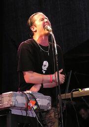 Mike Patton with Fantômas Quart Festival Norway 2005