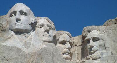 Mount Rushmore National Memorial1