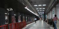 Staţia de metrou Gara de Nord